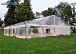 Outdoor Exhibition Tents / Temporary Marquee Tent For Conference Centre