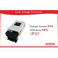 Environmental MPPT Solar Controller Solar Charger 12V / 24V / 48V 60A