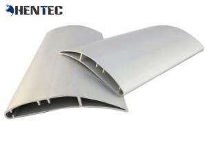 China Anodised Fan Blade Aluminium Industrial Profile Extrusions High Volume Low Speed on sale