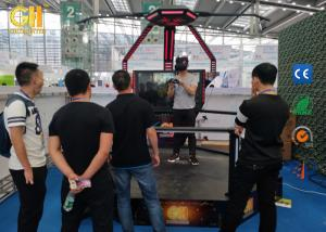 China Competition Interactive HTC Vive Walking Platform Space Battle Machine One Player on sale