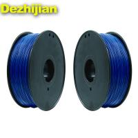 China 335m / 132m Length PLA 3d Printer Filament 1.3kg / Spool ±0.02mm Tolerance on sale