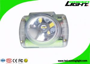 China IP68 Explosion - Proof LED Mining Headlamp With 480mA Li - Ion Battery Capacity on sale