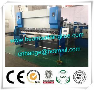 China CNC Bending Machine Amada Design , Hydraulic Press Brake For Stainless Steel Bending on sale