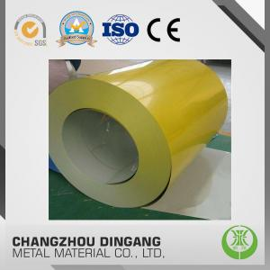 China High Performance Painted Aluminum Coil , Alloy 3105 Aluminium Sheet Coil on sale