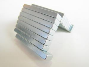 China sintered permanent bar ndfeb magnetic magnet for filters automobiles on sale