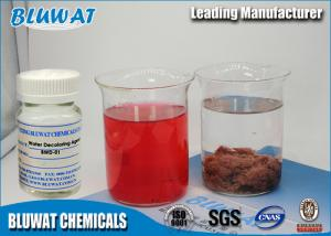 China Ion Exchange Resin Water Decoloring Agent BWD for Bangladesh Textile Industry on sale