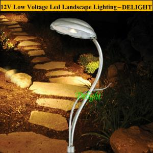 China Low Voltage Outdoor Landscape Decorative Lights Led Bollard Light 12V Garden Lawn Lights Led Outdoor Lighting landscape on sale