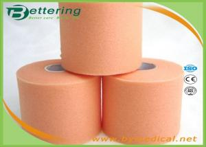 China Colored Medical Supplies Bandages 7cm X 27m Athletic Sports Tape For Outdoor Activities on sale