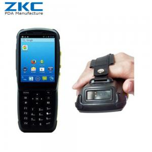 China ZKC3501 Industrial pda barcode scanner handheld computer with 3g wifi nfc on sale