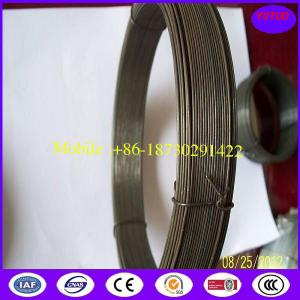 China 1.6mm ,30Kg/coil small coil Black annealed Wire 27cmx14.5cm on sale