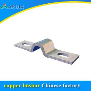 China Electrical busbar connectors aluminum foil for electric connection on sale