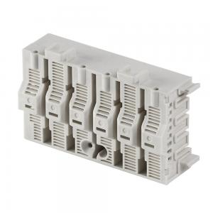 China Cold Runner Multi Cavity Injection Molding Electronics Plastic Channel Hosing 2083 on sale