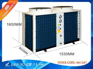 China Portable Outside Small Swimming Pool Heat Pump Europe Standard on sale