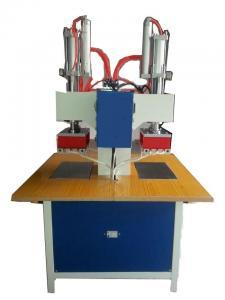 China Mobilephone Leather Case Making Machine Hot Press Welding Machine Hot Fusing Machine on sale