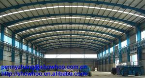 Construction Prefabricated Steel Roof Truss Design For