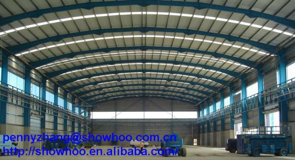 construction prefabricated steel roof truss design images - Metal Roof Trusses