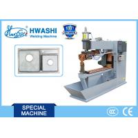 Sink Stainless Steel  Rolling Seam Automatic  Welding Machine