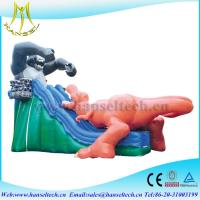 Hansel 2017 hot selling PVC outdoor play area inflatable musical instruments
