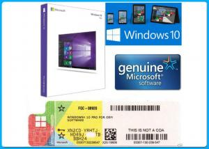 microsoft windows 10 retail license
