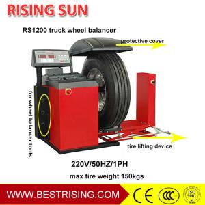 China Truck used wheel balancing weight machine on sale