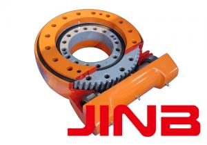 China JINB SE3 SE5 SE7 SE12 SE14 SE17 SE21 SE25 slewing drive solar tracking system gear worm on sale