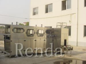 China 3 - 5ガロンのバレルの充填機高速水包装システムを完了して下さい on sale