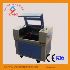 China Wood craft laser engraving machine TYE-4060 on sale
