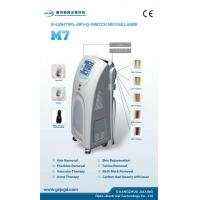 1064nm ND Yag Laser Hair Removal / E-light IPL RF Machine