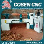 cosen cnc woodworking machine for acacia wood bowl for sale auto controled by COSEN CNC