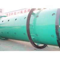Ball Shape Rotary Drum Granulator , 30000 Ton/ Year NPK Fertilizer Production Line
