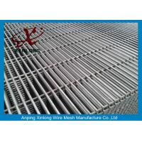 Pvc Coated Galvanised Security Fencing For Homes ALL RAL Color Easy Install