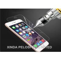 Tempered Cell Phone Screen Protector 9H Glass Anti Radiation SGS Approved