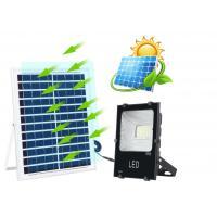 25/40W Outdoor LED Solar Street Security Flood Light IP67 Waterproof White 6000K