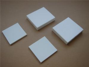 China High Precision Molded White PTFE Sheet Outstanding Chemical Resistance on sale