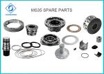 Replace Repair Kit Hydraulic Spare Parts Wheel / Shaft Hydraulics Motor MS35 For Poclain