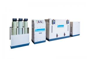 China 220V 50Hz Chlorine Dioxide Generator 3500g/h Chlorine Capacity For Making Mixed Oxide on sale