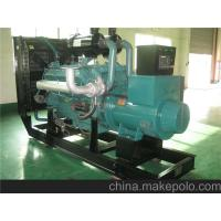 Electric Starting 500KW Natural Gas Standby Generator With Fuel For Biogas / Natural Gas