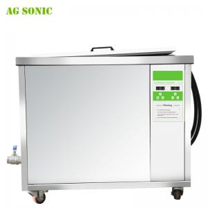 China Aluminum Parts Ultrasonic Cleaning Machine 88L with 5V Safe Control Panel on sale