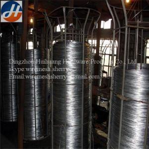 China Alambre recocido negro del lazo on sale