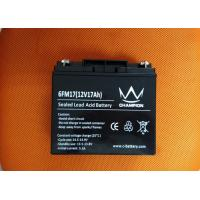 Deep Cycle Lead Acid Batteries 12v 18ah For UPS and solar and inverter