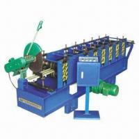 Roller Shutter Door/Window Roll Forming Machine with 3kW Main Motor Power