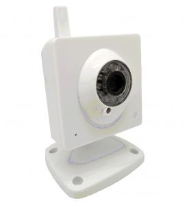 China Peer to Peer Indoor Network Wireless Wifi IP Camera For Day And night on sale