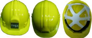 China High Quality  Plastic Durable Safety Work Helmet People Used For Customized on sale