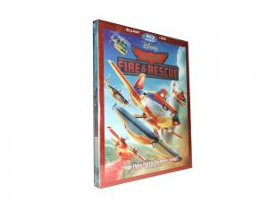 China Hot selling blu ray dvd,cheap blu-ray dvd, Planes Fire and Rescue blu-ray on sale