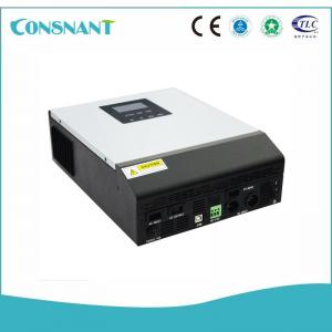 China Portable Solar Energy Inverter , Overload Solar Dc To Ac Inverter With Smart Battery Charger on sale