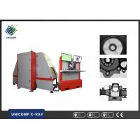 Inline Wheel Hub Casting NDT X Ray Machine Inner Outer Structure Nonconformity Detection