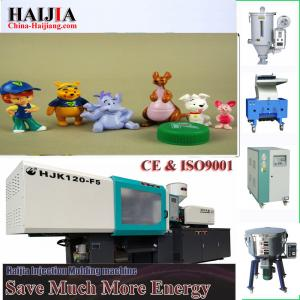China An injection molding machine that specializes in making cartoon toys A smooth operation leads to longer lifetime on sale