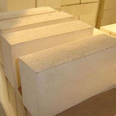 Quality Light Weight Insulating Fire Brick , High Alumina Silica Foam Brick for sale