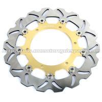 XJR 1300 Motorcycle Brake Disc Disk Brakes Yamaha XVS 1300 CNC Aluminium Alloy