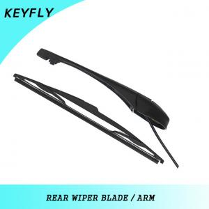 China wiper blade&arm, CIROEN,C8,2002,High Level,Black,Car Windshield Wiper Blades , Teflon Coating Rubber Wiper Blade Arm on sale